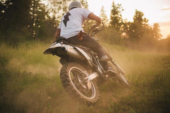 Kaycee Landsaw nuotr./Motociklizmas
