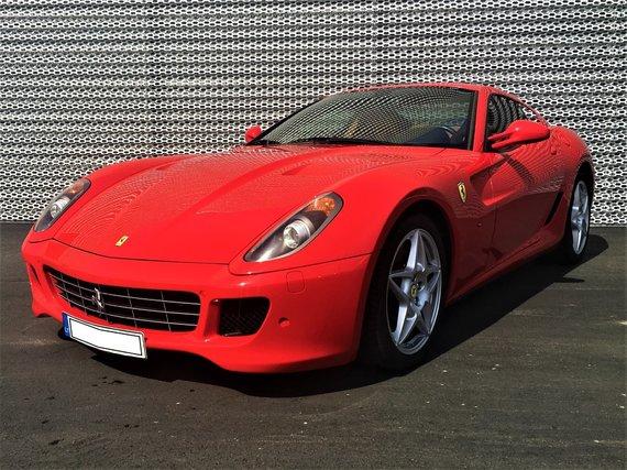 """Ferrari 599GTB Fiorano"""