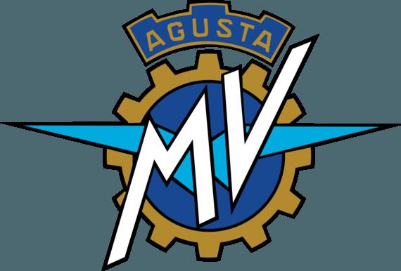 """""""MV Agusta"""" logotipas"""