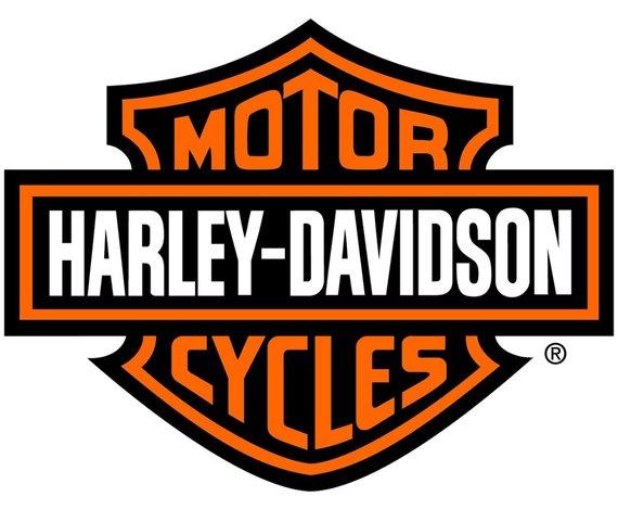 """""""Harley-Davidson"""" logotipas"""