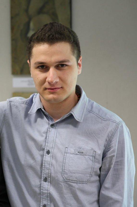 S.Jankausko nuotr./Badri Mikatadze