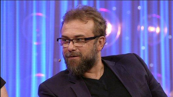 Kadras iš laidos/Rytis Zemkauskas