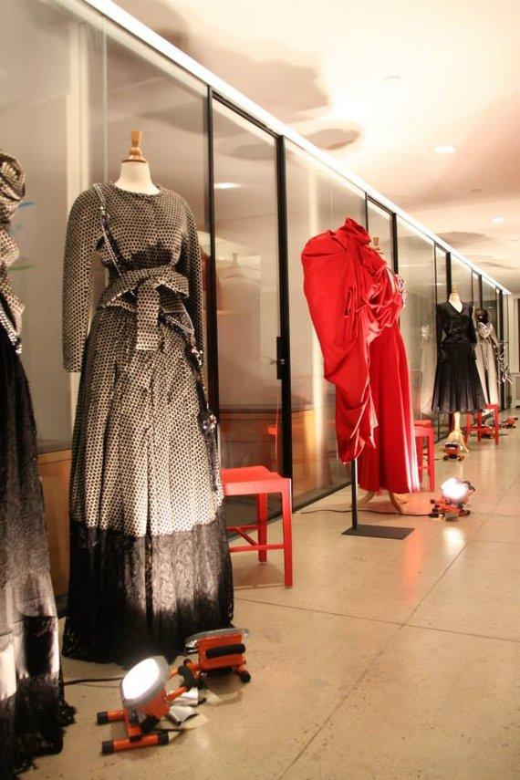 Fashion Vilnius nuotr./Renginio akimirka
