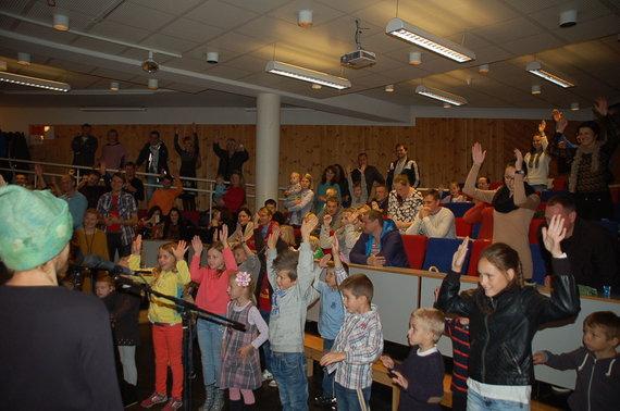 Nuotr. iš bergenas.no/Bergeno lietuvių bendruomenės šventė