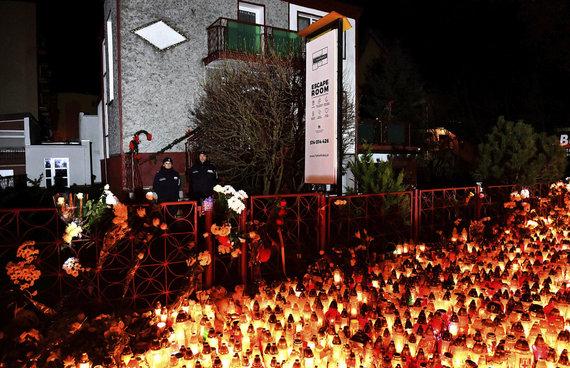 """""""Scanpix""""/AP nuotr./""""Pabėgimo kambaryje"""" Lenkijoje žuvo penkios paauglės"""