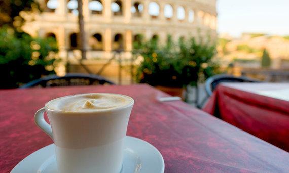 """Shutterstock"" nuotr./Itališka kava Romoje"
