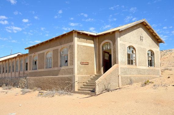 wikimedia.org/Kolmanskopas, Namibija