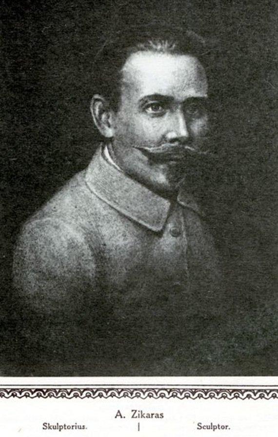 wikimedia.org nuotrauka/Juozas Zikaras
