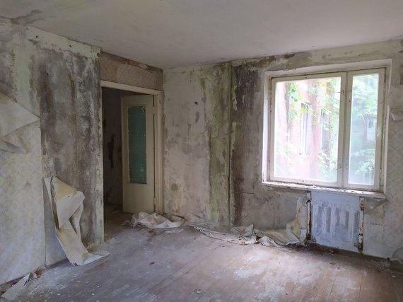 Vaido Mikaičio nuotr./Tatjanos namas ir butas Lesios Ukrainkos gatvėje