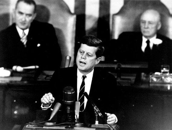 wikimedia.org nuotr./Johnas F. Kennedy