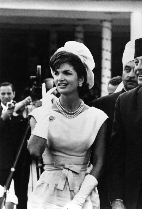 Vida Press nuotr./Jacqueline Kennedy Onassis