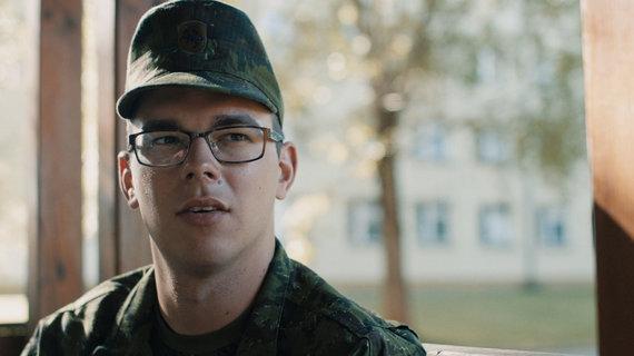 Kadras iš filmo/Aironas Babkauskas
