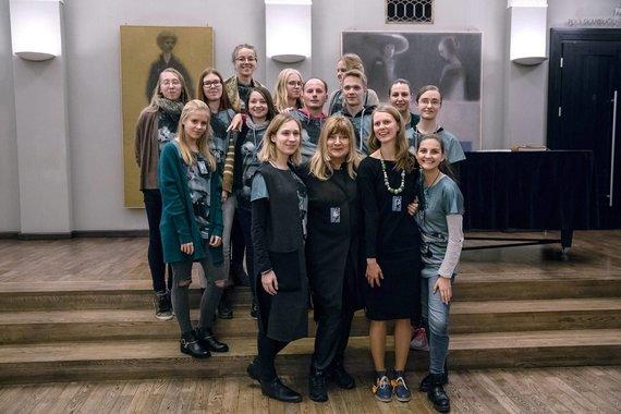Svetlanos Baturos nuotr./Festivalio komanda