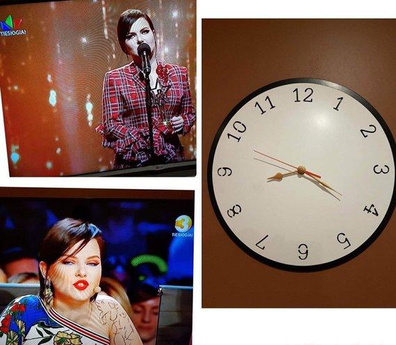 15min.lt skaitytojo nuotr./Jazzu tuo pačiu metu TV3 ir LNK transliacijose