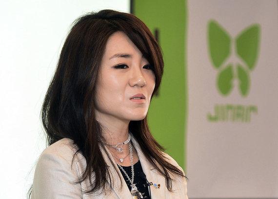 """AFP/""""Scanpix"""" nuotr./Cho Hyun-min"""
