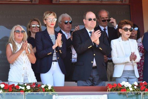 """""""Scanpix"""" nuotr./Monako princas Albertas"""