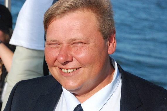 """J.Lapienytės nuotr./Jachta """"Lietuva"""" plaukia per Baltiją"""