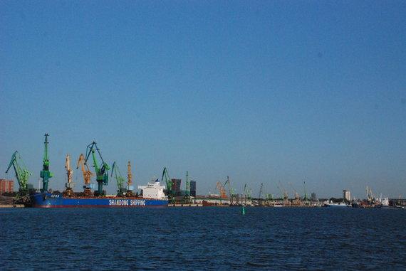Klaipėdos uoste