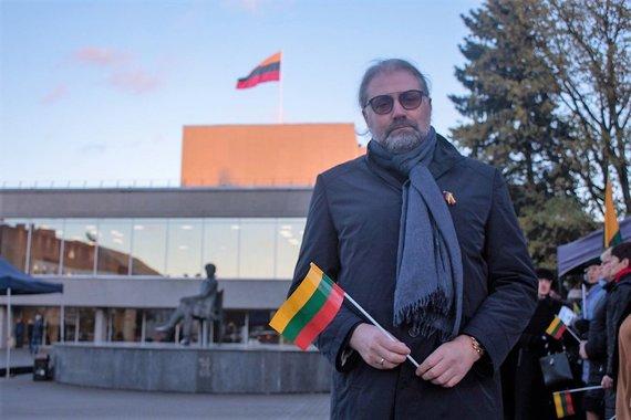 Luko VARANAUSKO nuotr./R.Račkauskas