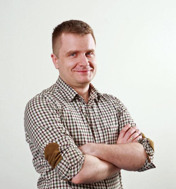 """Danske Bank"" nuotr./Vytautas Ašeris, ""Danske Bank"" MobileLife.lt padalinio vadovas"