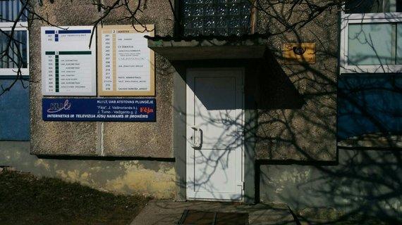 A.Januševičiaus nuotr./Bimater pastatas