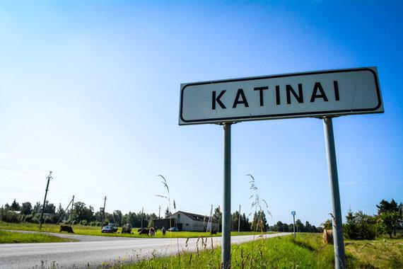 Viktorijos Savickos/15min nuotr./Urėdijų gūžta Katinų kaime: kur įsikurs Lietuvos miškų smegenys