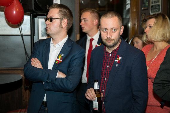 zw.lt nuotr./Aleksandras Radčenko ir Antonis Radčenko