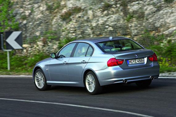 Gamintojo nuotr./BMW 3 serija (E90)