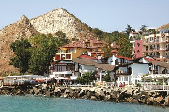 Novaturo nuotr./Balchiko miestelis ant Juodosios jūros kranto