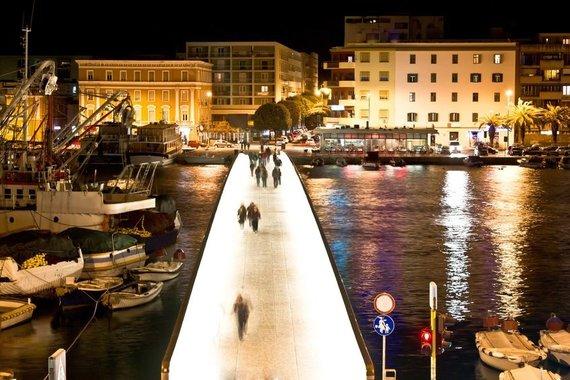 123rf.com nuotr./Tiltas Zadare