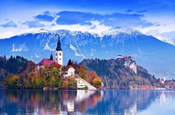 123rf.com nuotr./Bledo ežeras