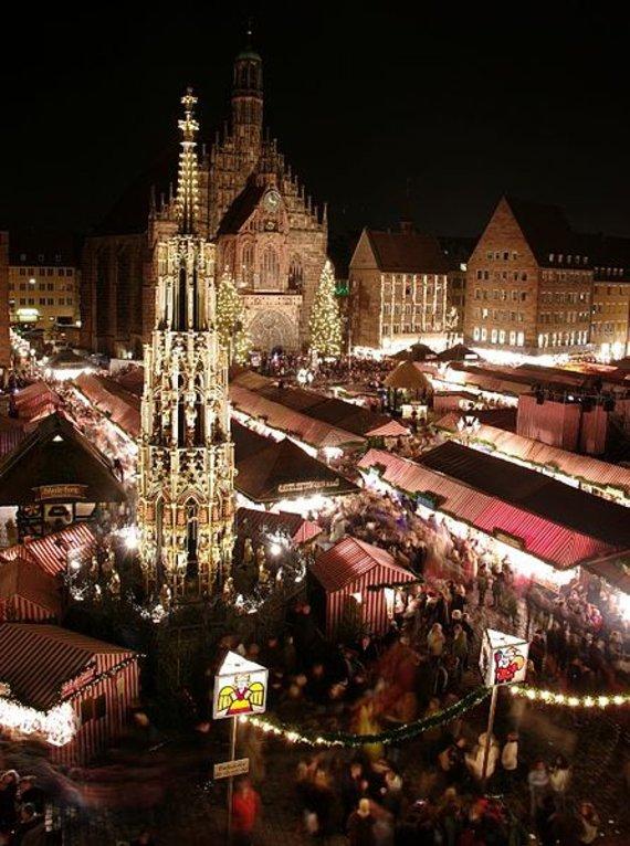7 Kalėdiškiausios pasaulio vietos, anot CNN