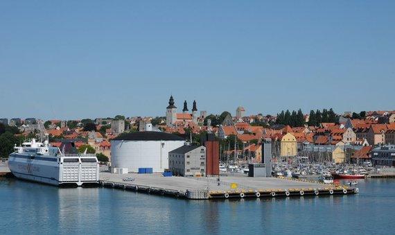 123rf.com nuotr. / Visbio miestas Gotlande