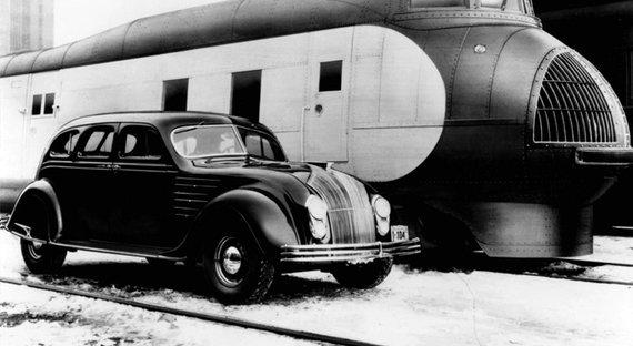 """Gamintojo nuotr./ """"Chrysler Airflow"""""""