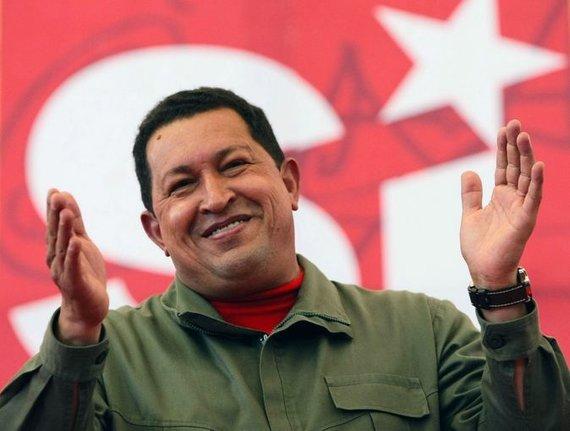 Hugo Chávezas (1954-2013)