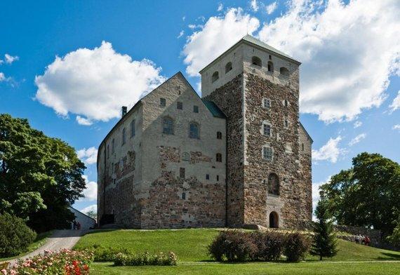 Abo (dabar Turku pilis), kurioje buvo surengta Kotrynos kraičio paroda