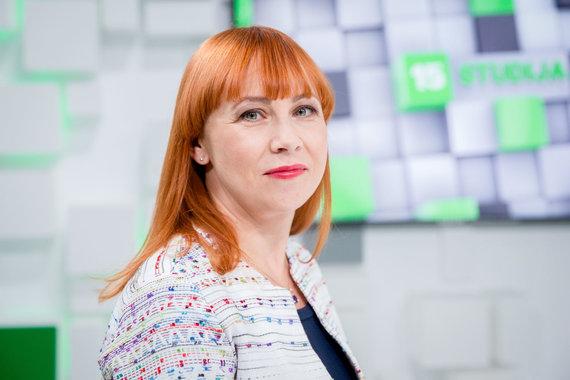 Luko Balandžio / 15min nuotr./15min studijoje – Jurgita Petrauskienė