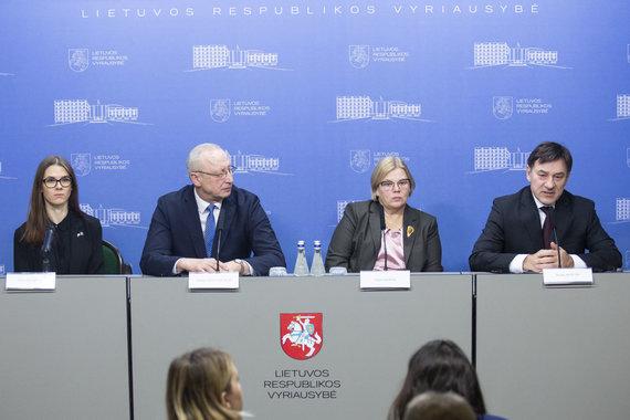 Luko Balandžio / 15min nuotr./Greta Šmaižytė, Antanas Maziliauskas, Vilija Salienė, Juozas Augutis