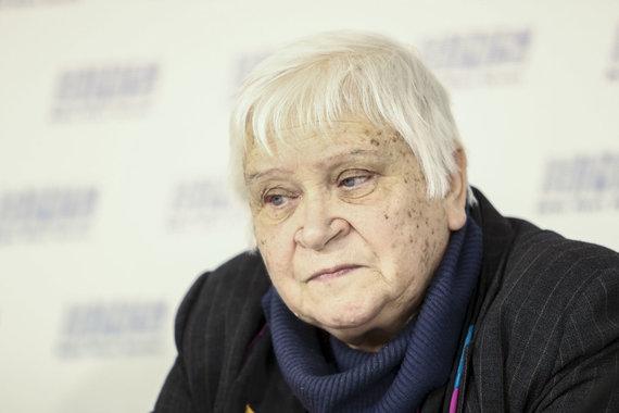 Luko Balandžio / 15min nuotr./Veronika Povilionienė