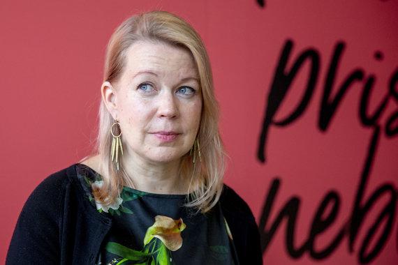 Luko Balandžio / 15min nuotr./Elina Hirvonen