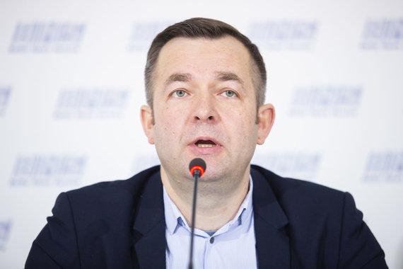 Luko Balandžio / 15min nuotr./Ramūnas Vilpišauskas