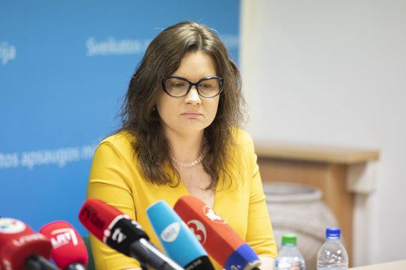 Luko Balandžio / 15min nuotr./Lina Bušinskaitė-Šriubienė