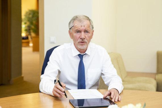 Luko Balandžio / 15min nuotr./Gediminas Kirkilas