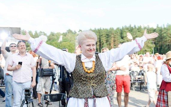 Nuotraukos iš Dalios Grybauskaitės feisbuko paskyros/Dalia Grybauskaitė