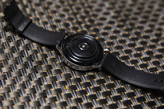 """Luko Balandžio / 15min nuotr./Laikrodis – """"Samsung Galaxy Watch Active 2"""""""
