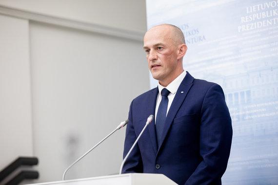 Luko Balandžio / 15min nuotr./Žydrūnas Bartkus