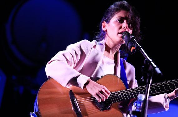 Luko Balandžio/Žmonės.lt nuotr./Katie Melua