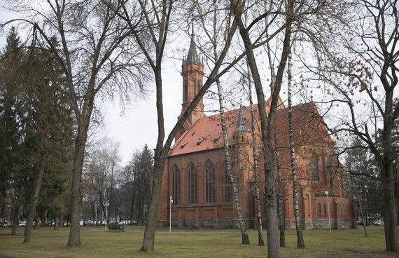 Luko Balandžio/Žmonės.lt nuotr./Druskininkų Švč. Mergelės Marijos Škaplierinės bažnyčia