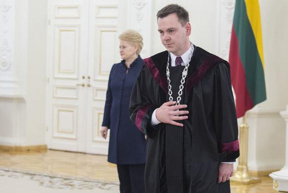 Luko Balandžio/Žmonės.lt nuotr./Mindaugas Ražanskas