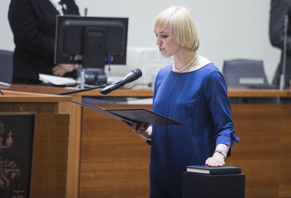 Luko Balandžio / 15min nuotr./Paulė Kuzmickienė.